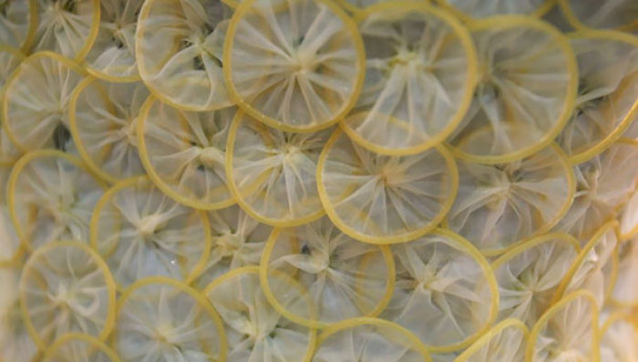 These Look Like Lemon Slices