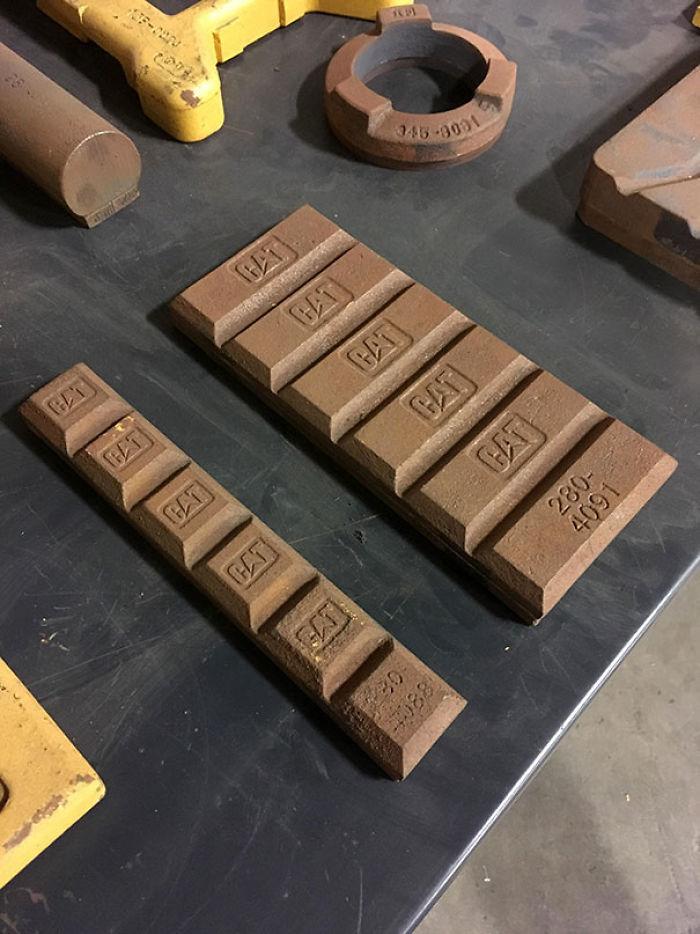 Forbidden Chocolate Bars