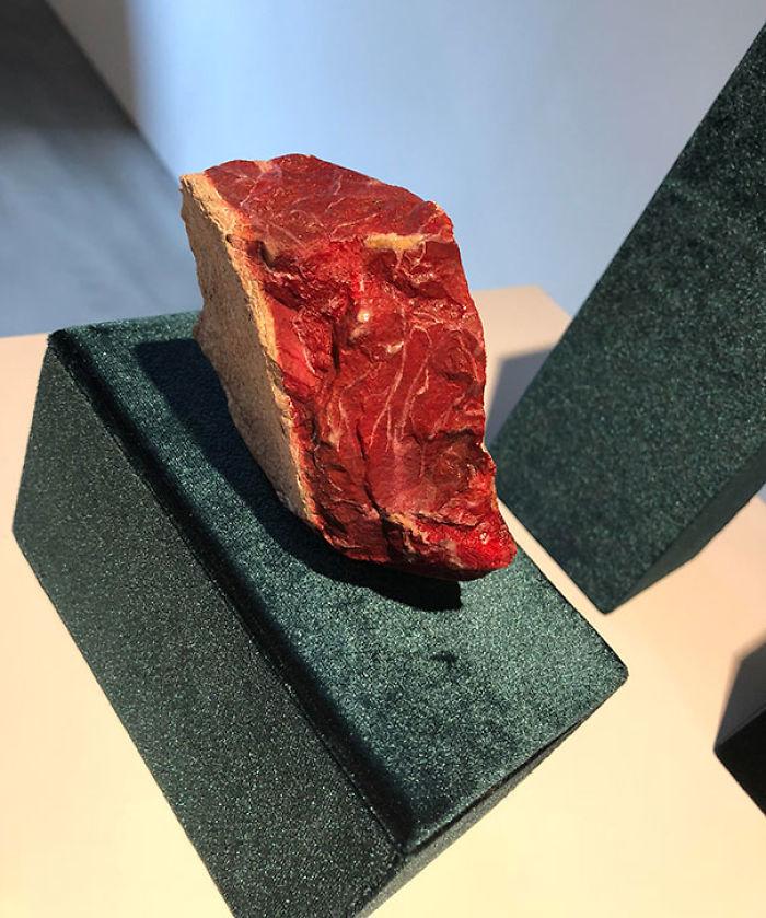 Forbidden Steak Found In Istanbul