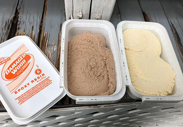 Forbidden Ice Cream