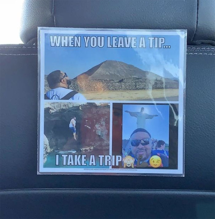 Funding Our Uber Driver's Vacations!