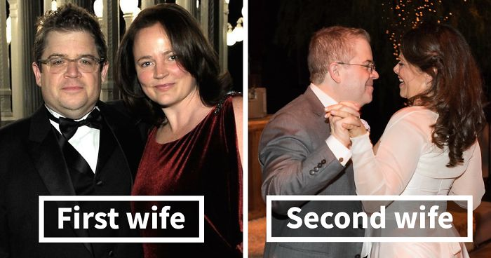 Someone Calls Patton Oswalt Creepy For Remarrying After His Wifes