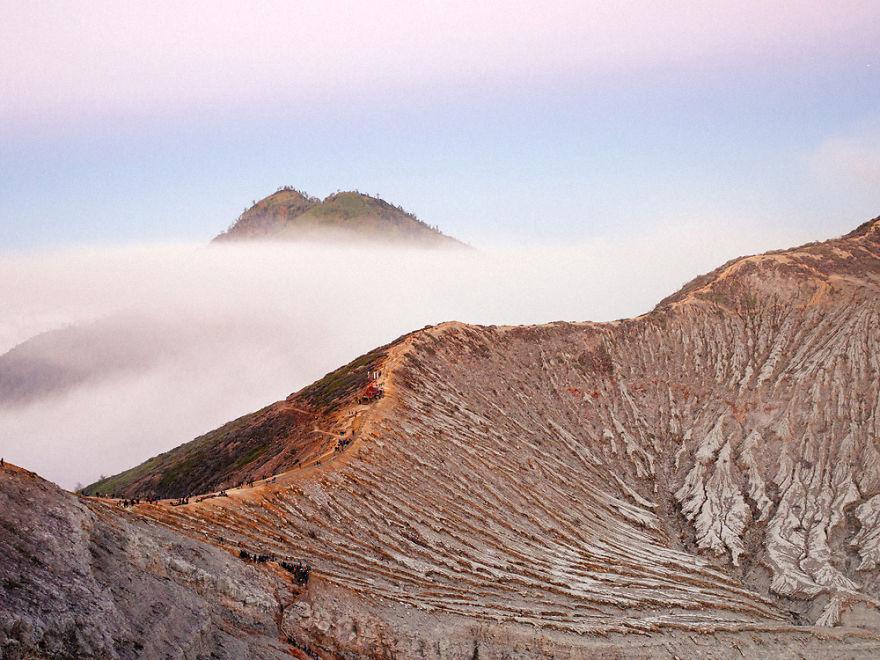 Kawah Ijen, Indonesia