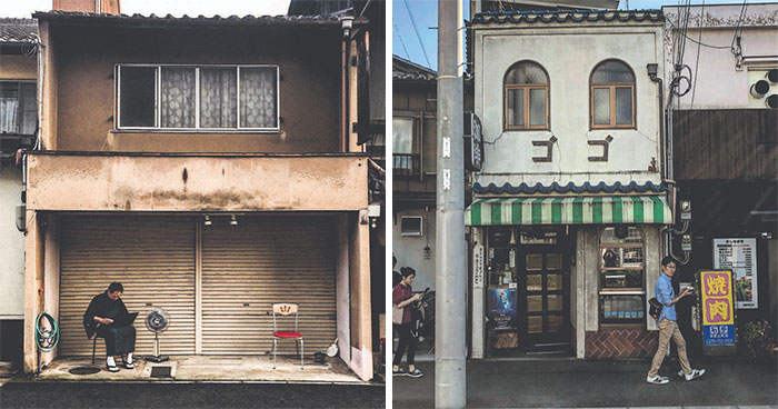 Photographer Captures Small Yet Utterly Delightful Buildings In Kyoto, Japan (Part II)