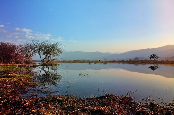 I Took Pictures Of Lake Cerknica In All Seasons