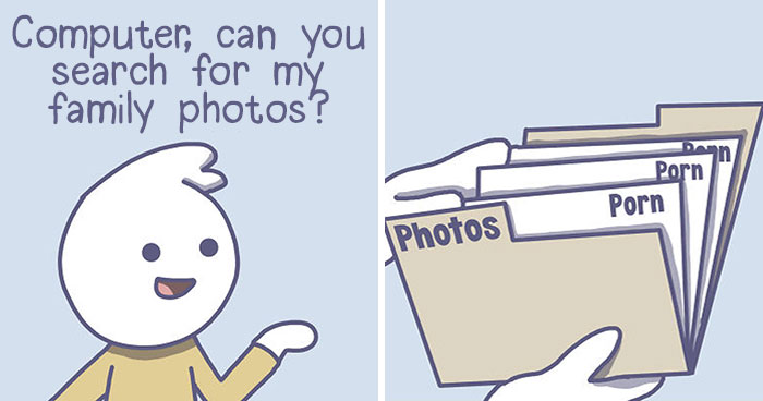 I Illustrated 8 Everyday Computer Situations That Everyone Will Find Relatable