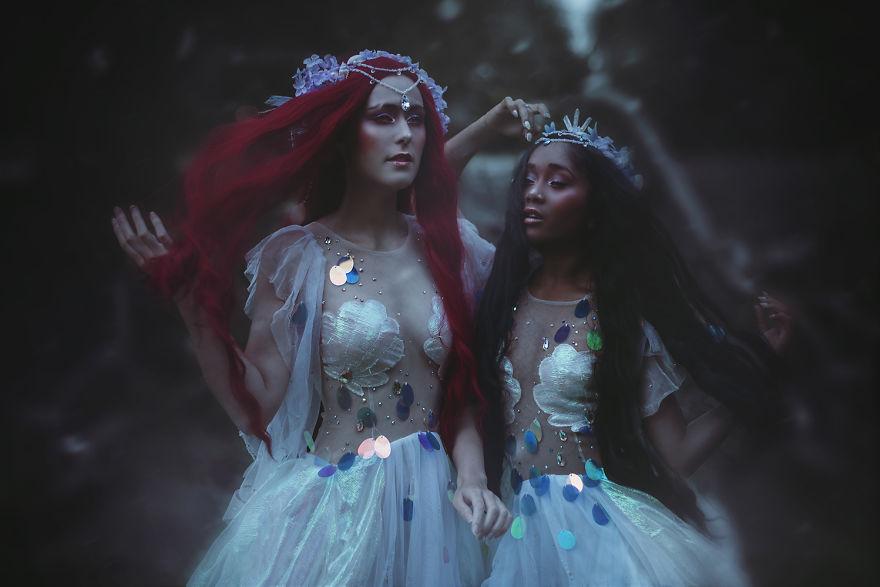 Models: Ariellah E. S. & Amanda Alicia