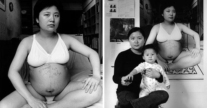 Esta madre pasó 7 años documentando el crecimiento de su hijo, y el resultado es realmente elocuente (10 imágenes)