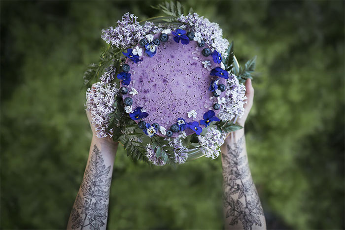 I Hunted Down Ingredients For These 15 Nature-Inspired Cakes Myself