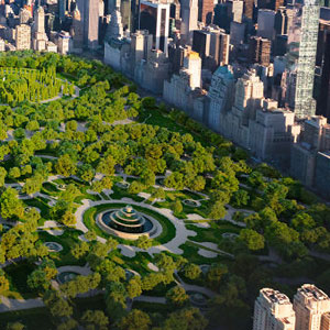 This Is What Central Park Could Have Looked Like, Based On A Rejected 1858 Proposal