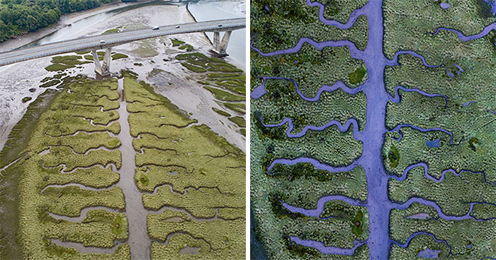 I Show The Importance Of Perspective In Aerial Photography With These 20 Comparisons