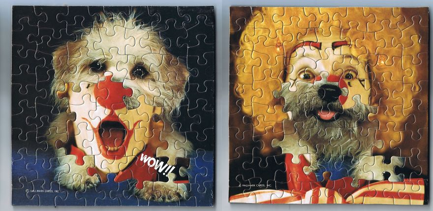Artist Comes Up With Genius Way To Use Puzzles, Sells The