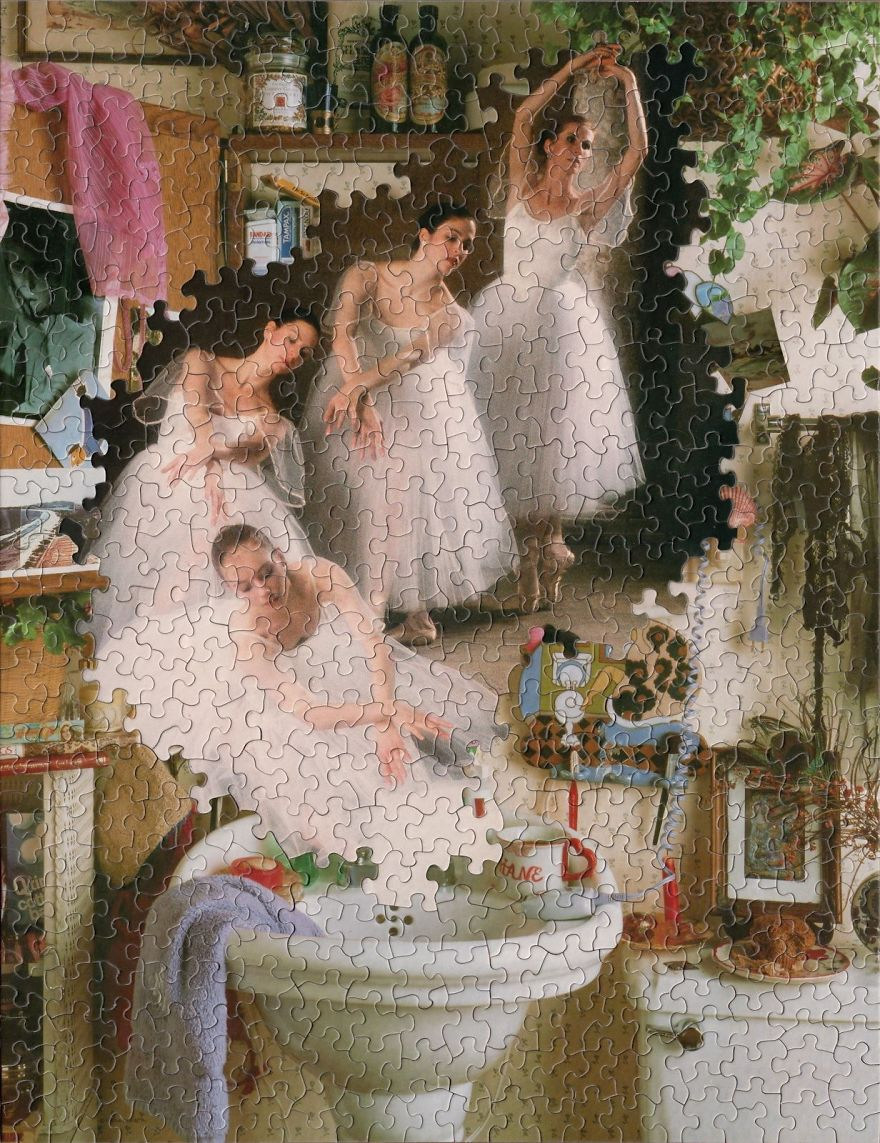 The Dance Of The Bathroom Cleaning Fairies