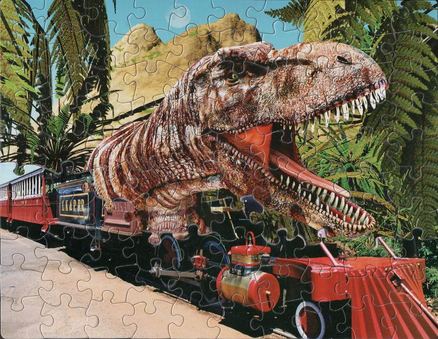 T' Rainosaurus Rex