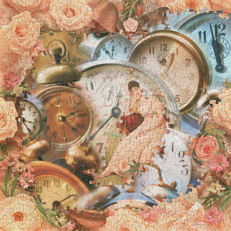 To Make Much Of Time (Gather Ye Rosebuds While Ye May)