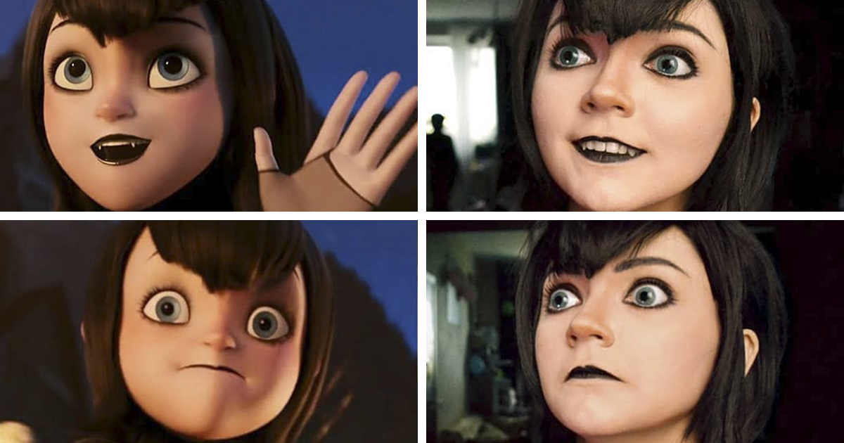 This 21-Year-Old Russian Cosplayer Can Transform Herself Into Literally Anyone (22 Pics)
