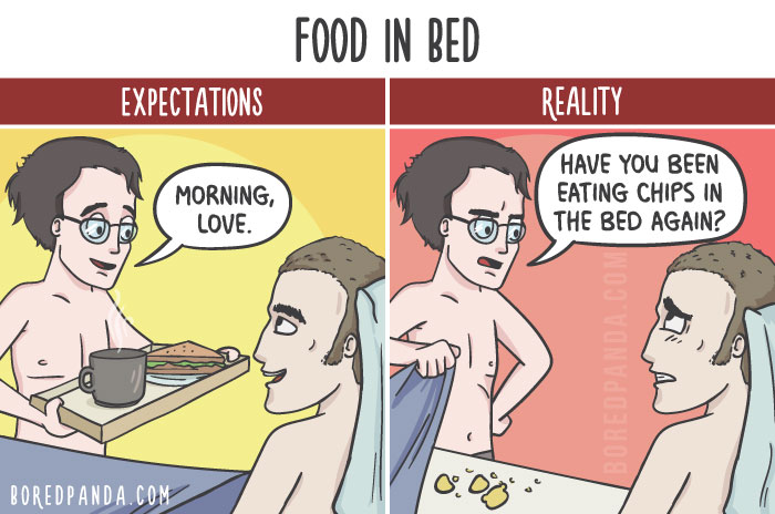 Relationships Expectations Vs Reality