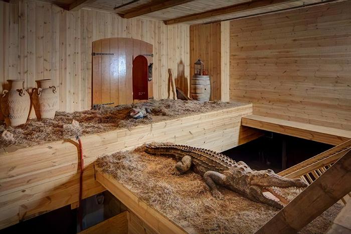 Dutch Man Built A $1.6 Million Ark With A Stunning Interior