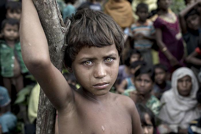 Víctima de la batalla, Bangladesh (Foto del año)