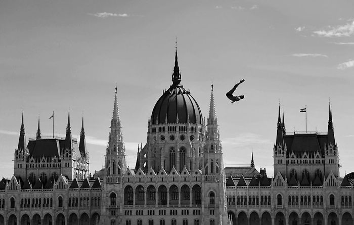 High Dive, Hungary (Honorouble Mention In Sports In Action Category)