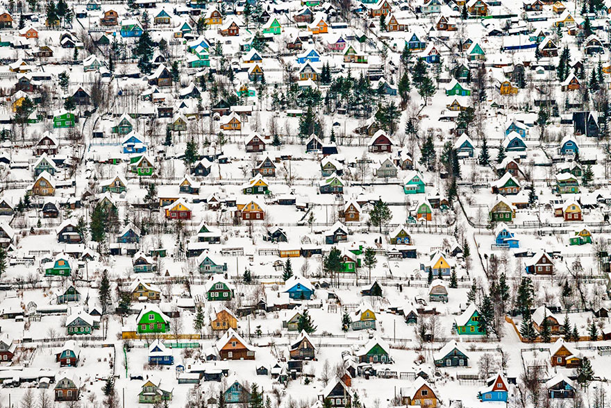 Toy Houses, Russia (1st Place In Architecture & Urban Spaces Category)