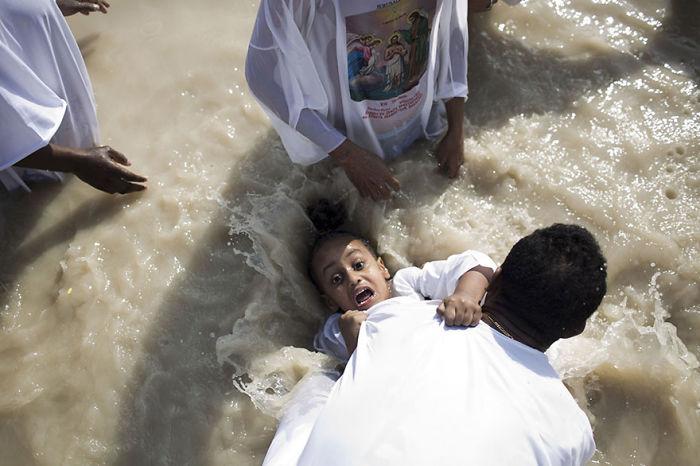 Qasr Al-Yahud Baptismal Site (Honorable Mention)