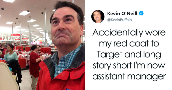 16 Hilarious Times People Made The Mistake Of Wearing Red To Target
