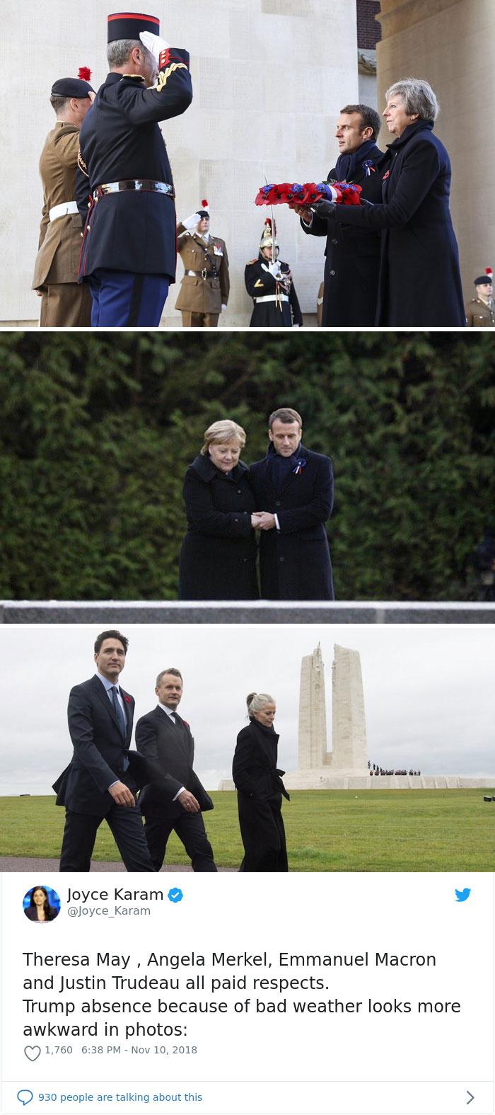 Trump-Cancels-Cemetery-Visit-Reactions