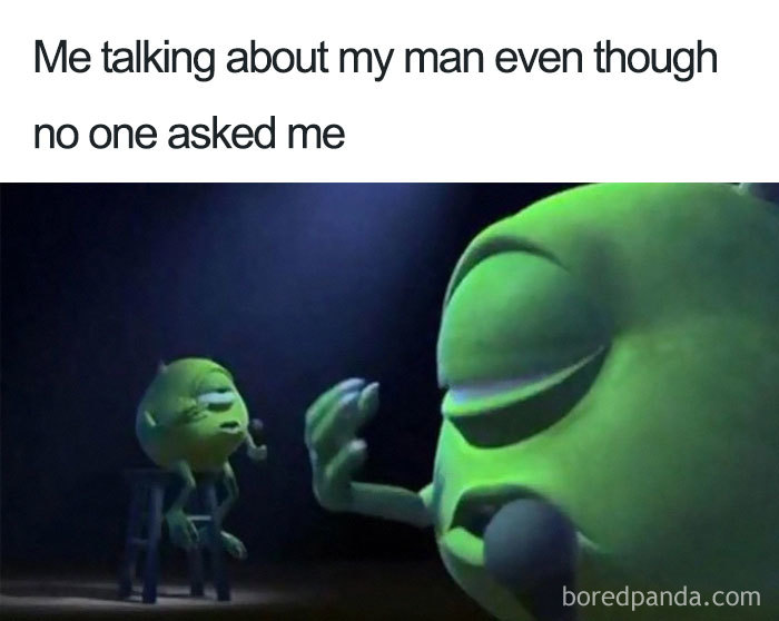 Talking About My Man