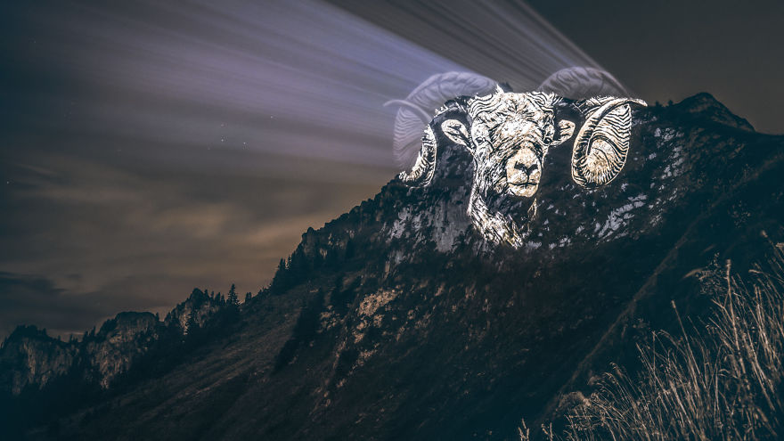 The Cloudy Ibex