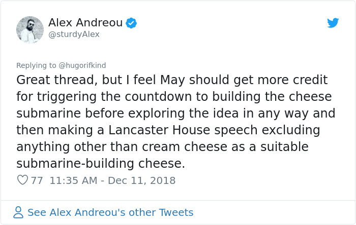Guy Explains Brexit In 12 Hilarious Tweets And It Will Crack
