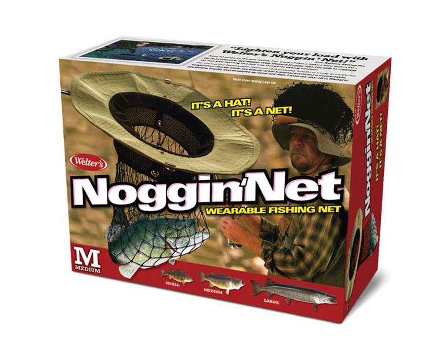 Wearable Fishing Net
