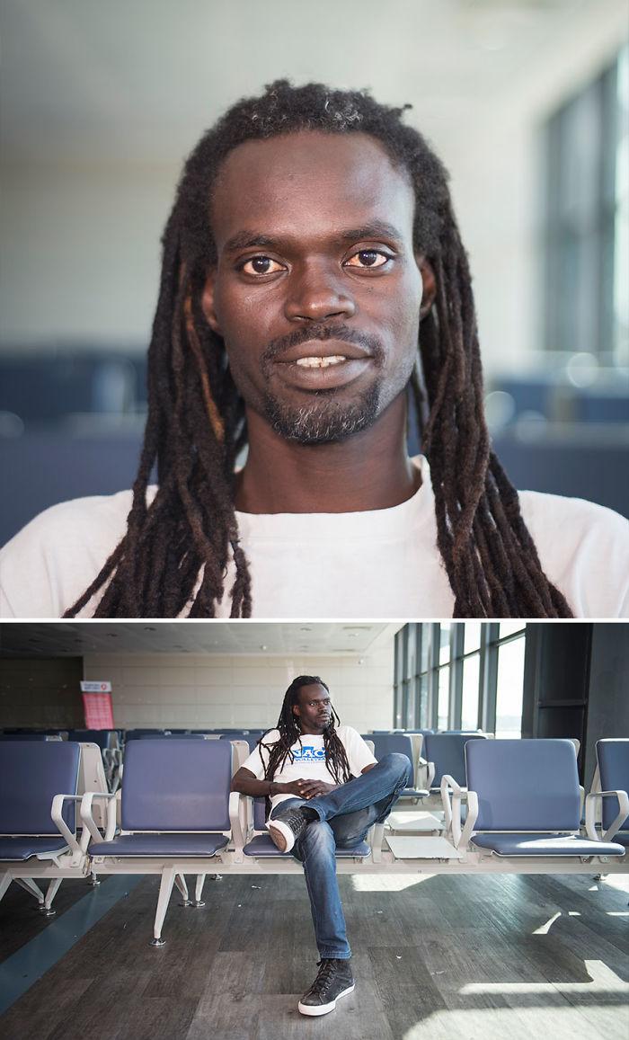 Barkinado From Senegal