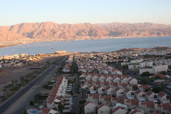 The Skies Of Eilat, Israel