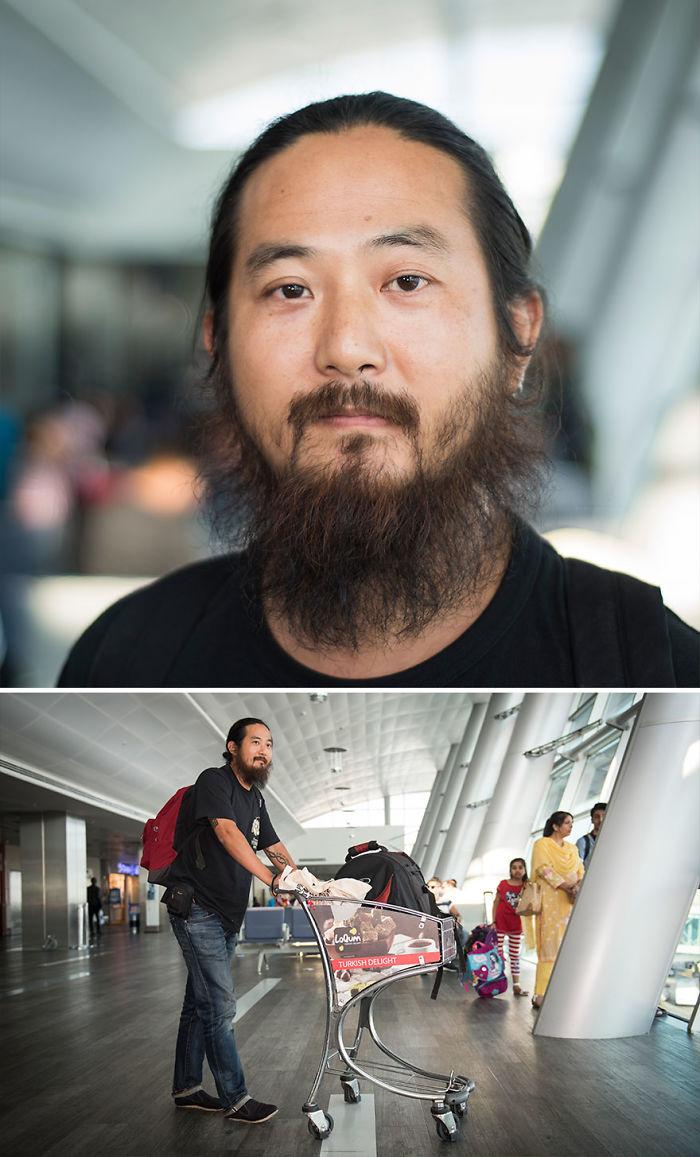 Simon Cheng From Taiwan