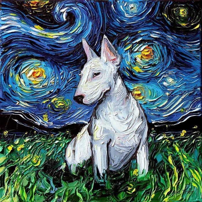 "Artist Decides To ""Continue"" The Works Of Van Gogh And You Will Surely Want More And More"