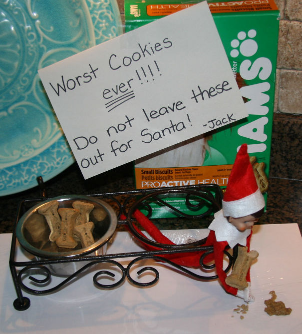 Worst Cookies Ever