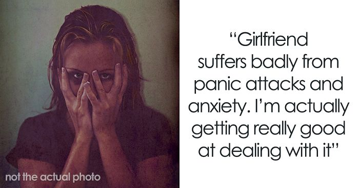 Boyfriend Shares 7 Tips & Tricks Of How He Deals With Girlfriend Who Suffers From Anxiety And Panic Attacks