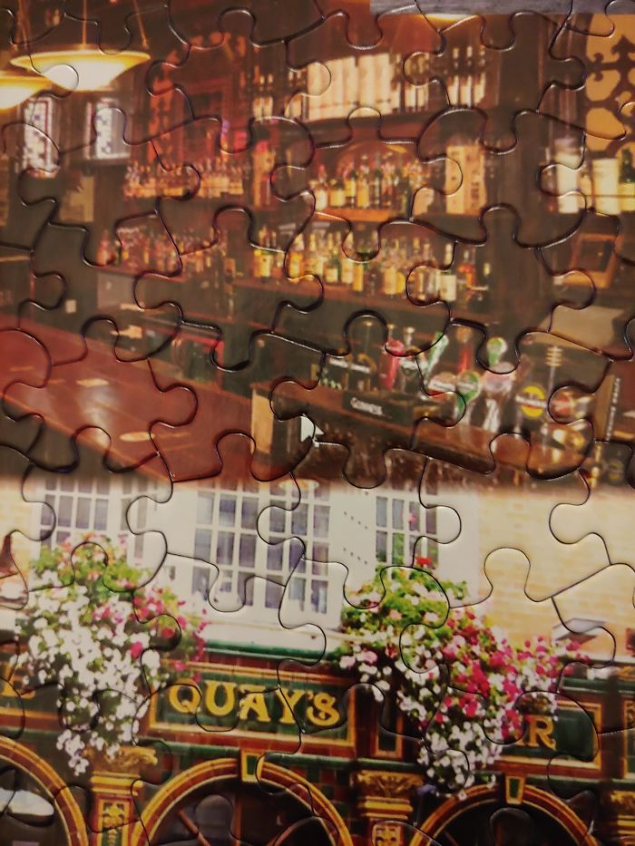 There Is A Cursor In My Jigsaw Puzzle Picture
