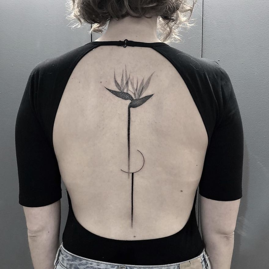 Axel Ejsmont Botanical Fine Tattos