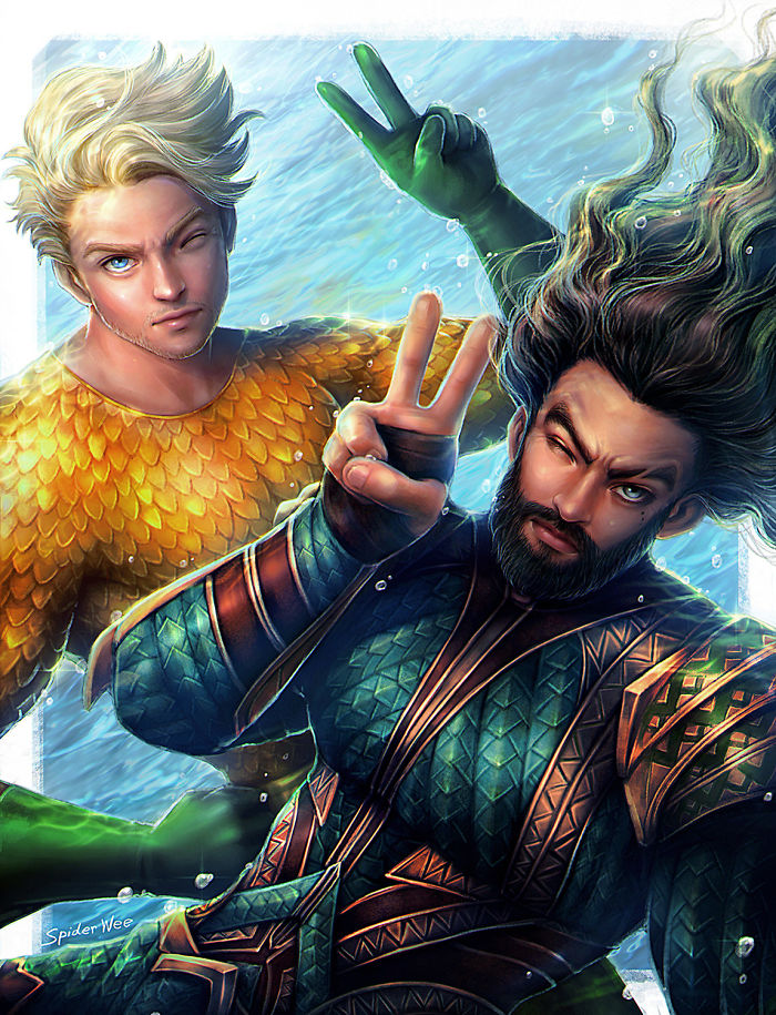 Aquaman: Classic - Justice League Movie
