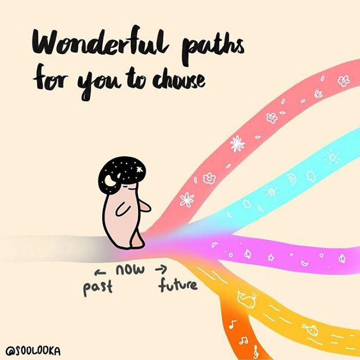 Paths For You To Choose