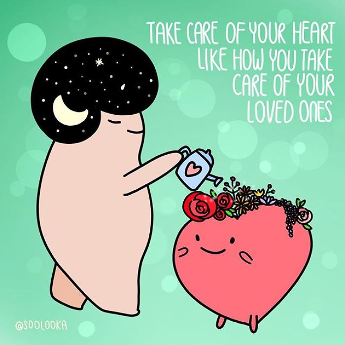 Take Good Care Of Your Tender Heart