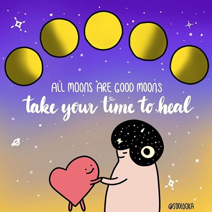 You Are Allowed To Take Your Time To Heal And Grow
