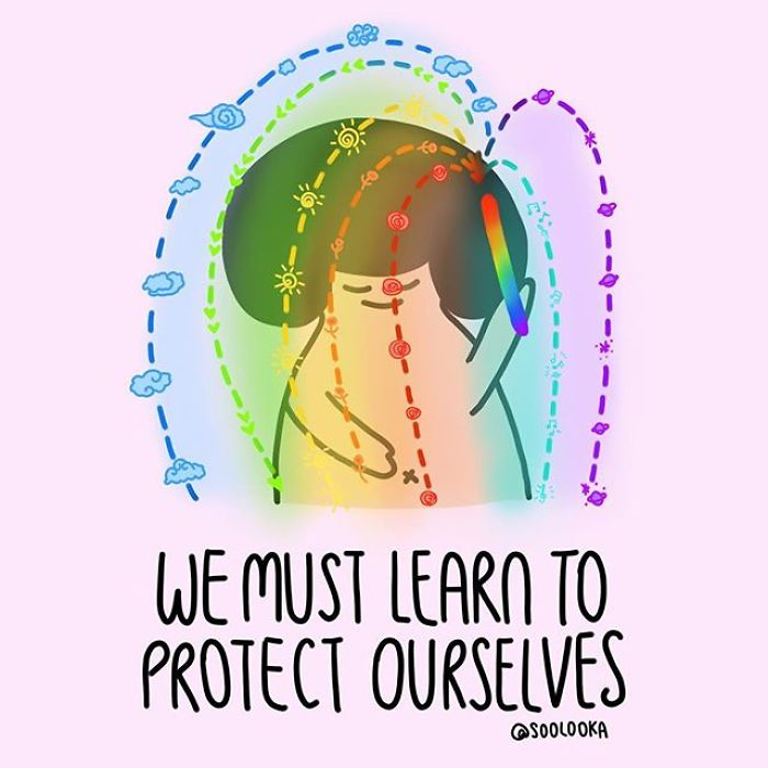Learning To Protect Ourselves Is Not An Option, It Is A Must, It Is A Self Care, It Is A Self Love