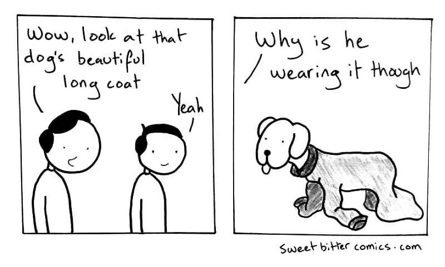 15+ Comics For People With A Weird Sense Of Humor