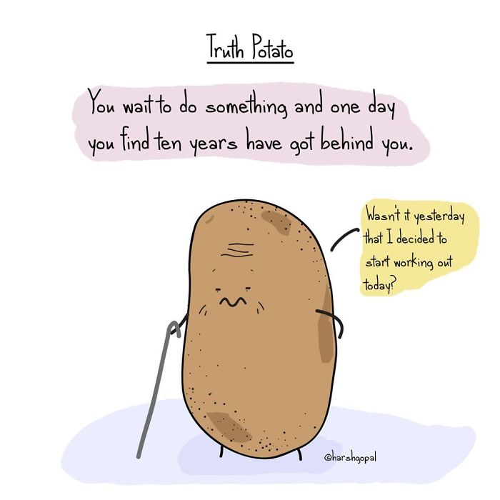 25+ Bitter Truths From Truth Potato That Will Make You Think In Perspective – New Pics