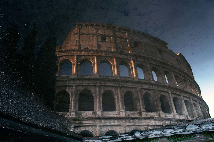 Roma In The Time Mirror