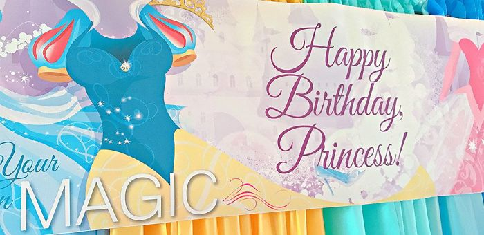 Once Upon A Time, A Dream Birthday Came True…
