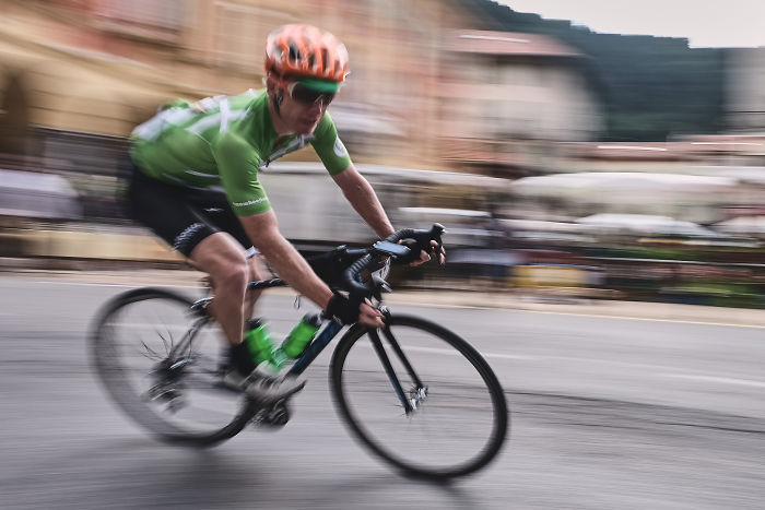 I Energised Athletes & Cyclists Through Blurred Lines And A Painterly Like Essay